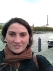 Selfie of me in Paris